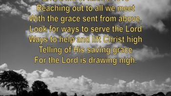 Faithful Is The Lord Our God