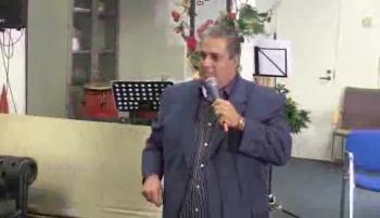 Henry Hinn The blood of Jesus Tampere Finland