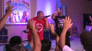 Awesome God-Young c Feat Street Minister Whitehead