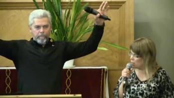 David Hogan in Helsinki What is faith?