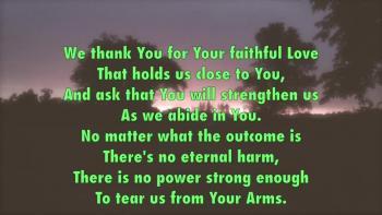 Lord, Hear Our Prayer