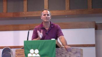 Pastor Mark Kimpland sermon 2of3 8/28/16.