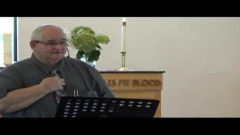 Sermon from August 28th, 2016