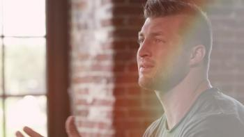 Shaken - New Book From Tim Tebow