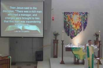 """2016-09-18 OSLC """"The Gifts of God... For the People of God"""" based on Luke 16:1-15"""