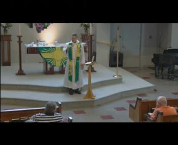 2016 September 11 OSLC Sermon based on Ezekiel 34:11-24