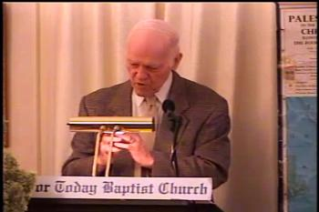 Bound By The Law  –  Romans 6:18–7:3 –  BFTBC – Pastor D. A. Waite