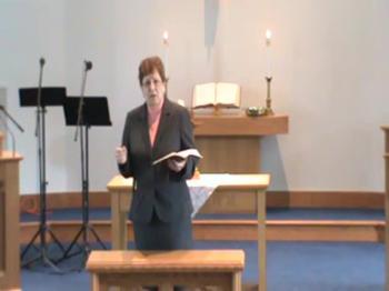 Sermon 10/9/16
