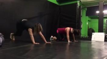 Women Fitness Challenge