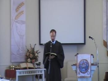 First Presbyterian Church Worship Svc., 11/06/2016