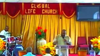 Divine Healing by Pastor Oral Hazell