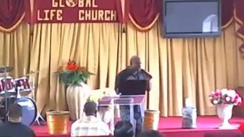You Roll Away Your Stone - Pastor Oral Hazell