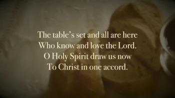 The Lord's Table HD