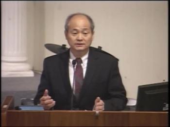 生命見証 周彥文長老& DVD 常常喜樂 2016年10月30日
