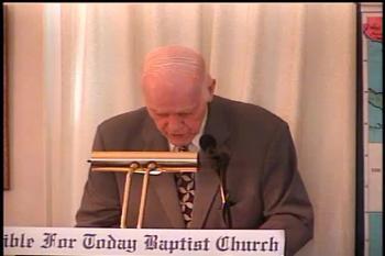 Not Knowing The Scriptures  –  Mark 12:20-40 –  Pastor D. A. Waite  –  BFTBC
