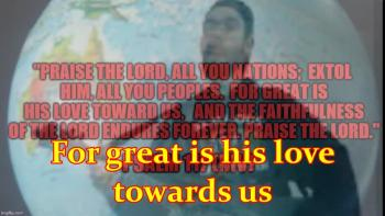 Praise The Lord (Psalm 117)