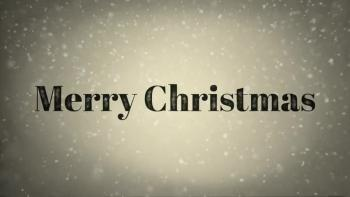 Amy Grant - Melancholy Christmas (Lyric Video)