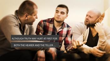 Xulon Press book THE NAKED TRUTH | LYNDA M. CALHOUN