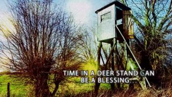 Xulon Press book DEER STAND DEVOTIONS - 90 days on the hunt for God's direction in our lives | Dean M. Hulce