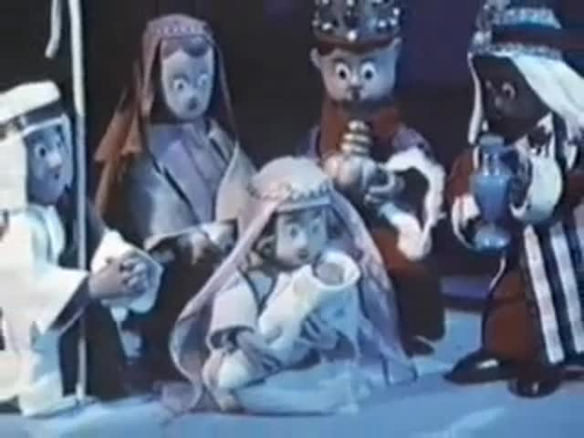 davey and goliath christmas lost and found - Christmas Praise Dance