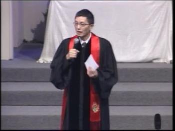廖光詠傳道  按牧典禮 2016年12月03日
