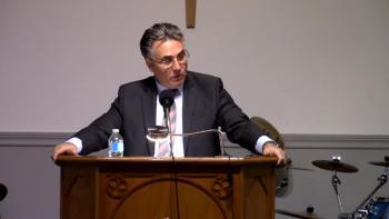 Elio Di Ciocco: The Angry Jesus (John 2:13-22)