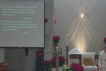 """2017 Jan 1 OSLC """"Trusting Together"""" based on Galatians 3:23-25"""