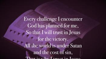 My Faith Grows Daily