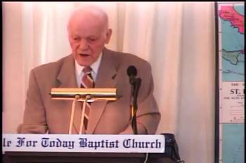 The High Priest Rent His Clothes   –   Mark 14:63-72   Pastor D. A. Waite  –  BFTBC 		 Sunday January 8,  2016 	 The BFTBC Bible study is streamed live on Sunday at 1:30 pm over  http://biblefortoday.org/flow_player.htm It is also streamed