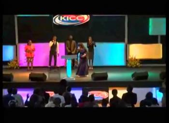 Yetunde Are LIVE @ KICC