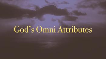 God's Omni Attributes