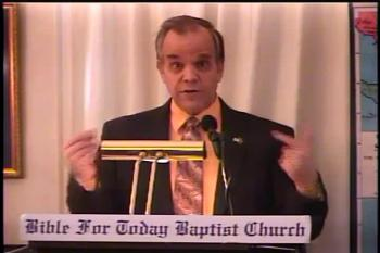 Luther's German Bible – History of the Bible Class #18-19 – Daniel S. Waite  – BFTBC   History of the Bible Class at the Bible For Today Baptist Church 900 Park Avenue, Collingswood, NJ 08108   --Text Forever Settled  By Dr. Jack Moo