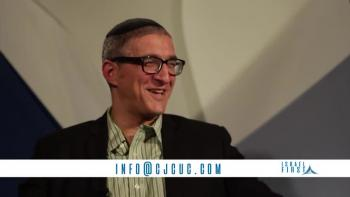 Israel First TV Programme 5 - Rabbi Pesach Wolicki