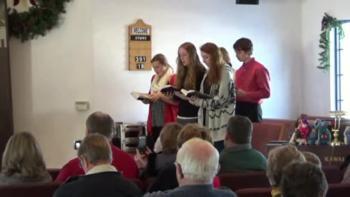 2016 Sunday School Christmas Program
