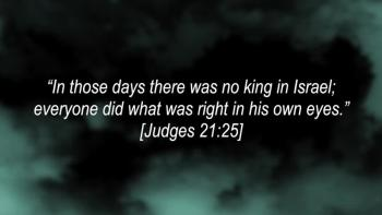Days Of The Judges
