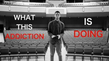 Marcus DePeal speaks out against the struggles of addiction.