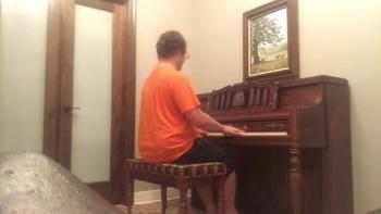 Hail Mary / Gentle Woman on Piano
