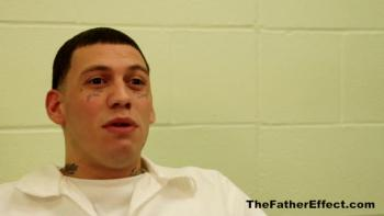 """Prison inmate interview: """"Because My Father Wasn't Around"""" (updated)"""