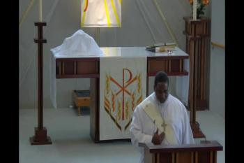 """2017 Feb 26 OSLC """"We Struggle to Go Back"""" based on 1 Kings 19:9-18"""