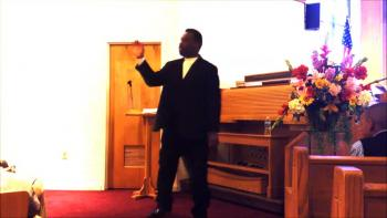 Get Yourself a Bible! - Pastor Victorian Brown