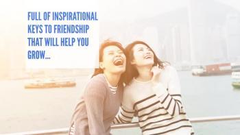 Xulon Press book Friendship Keys - A Journey Among Friends | Jana Burch