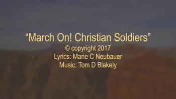 March On! Christian Soldiers