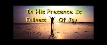 In His Presence Is Fullness Of Joy - Randy Winemiller