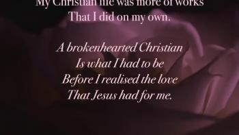 A Brokenhearted Christian