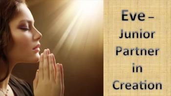 Eve - Junior Partner in Creation