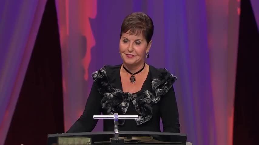 Tulsa, Oklahoma - Joyce Meyer Ministries Conference Tour