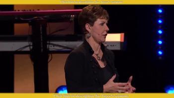 Joyce Meyer — Going Through Means You're Not Stuck! - Sermon Videos