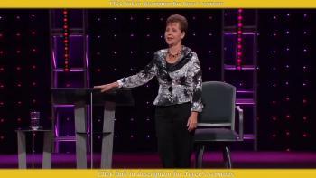 Joyce Meyer — Trusting God Through Trials - Sermon Videos