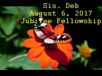 Sis Deb Aug 6 2017