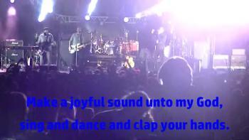 Heath Bewley - Make a Joyful Sound - Lyric Video